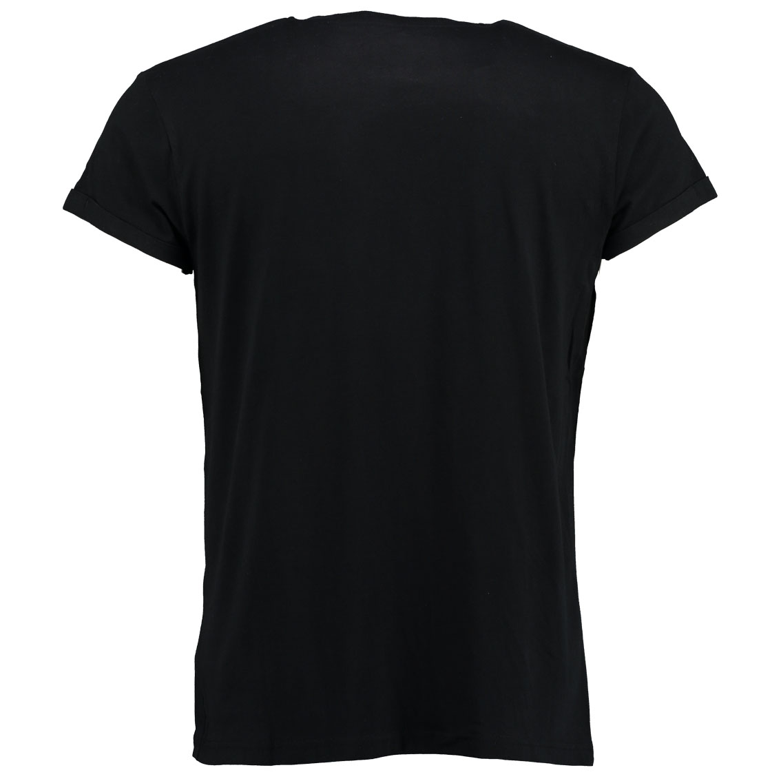 Deportment Department T shirt mens black back
